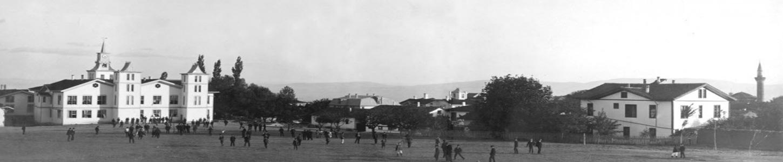 Το Κολλέγιο Ανατόλια στο Ιεροδιδασκαλείο της Μερζιφούντας.
