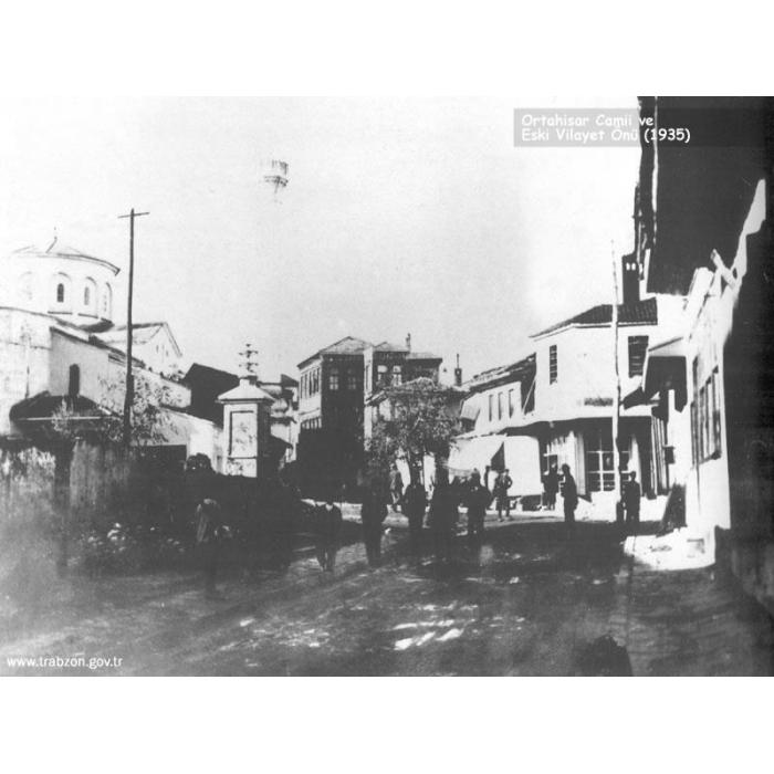 Τραπεζούντα, Παναγία Χρυσοκέφαλος (1935)