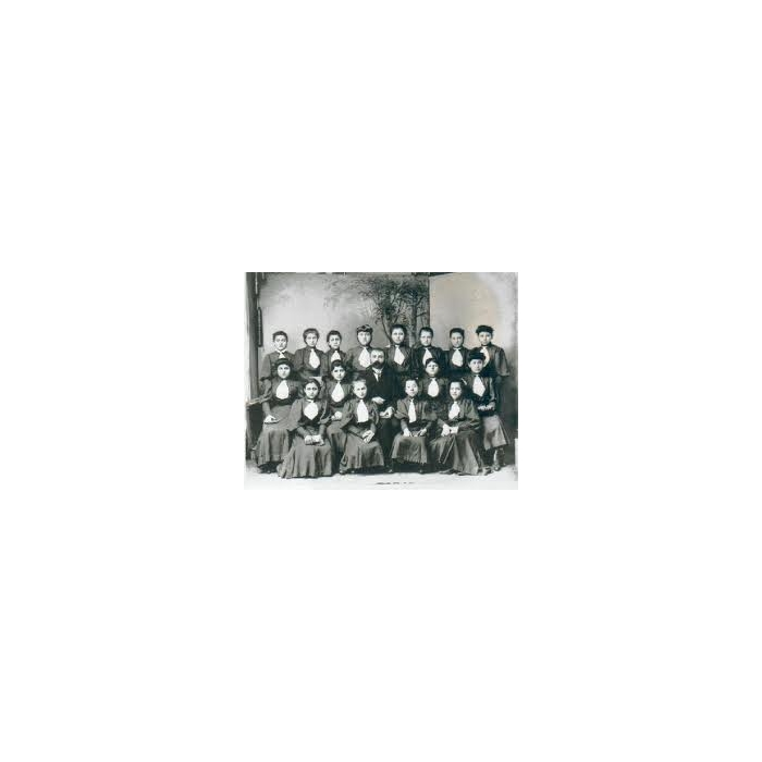 Μαθήτριες του παρθεναγωγείου Τραπεζούντας1
