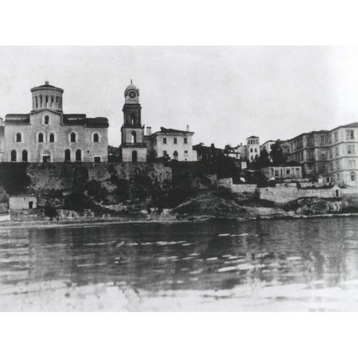 Άγιος Γρηγόριος και φροντιστήριο Τραπεζούντα (1918)
